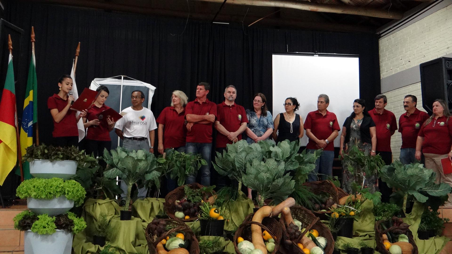 Lançamento 31º Hortigranjeiros