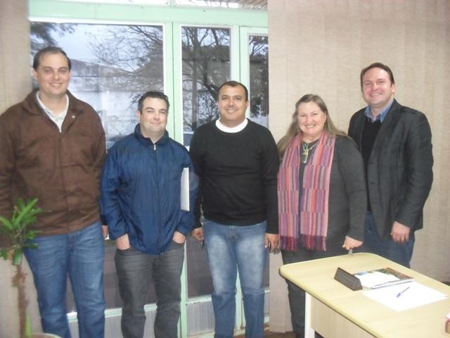 Hortigranjeiros Articula Ações Com A Prefeitura E Corsan