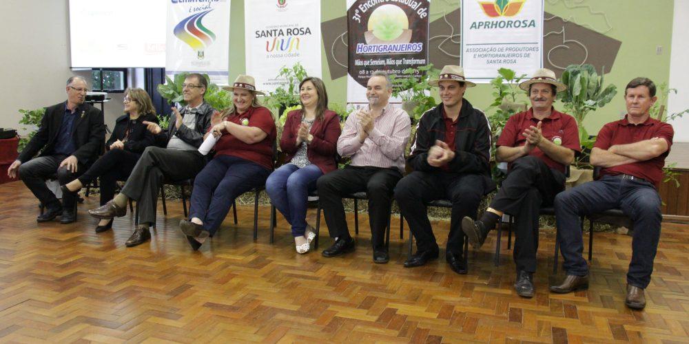 Hortigranjeiros Encerra Em Clima De Confraternização