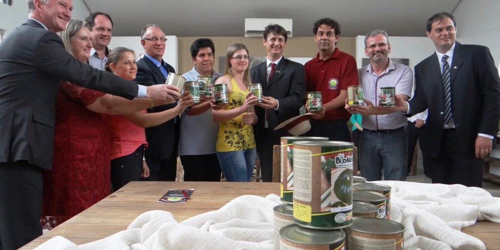 Agricultores Da Região De Santa Rosa São Beneficiados Com Entrega De Sementes Orgânicas