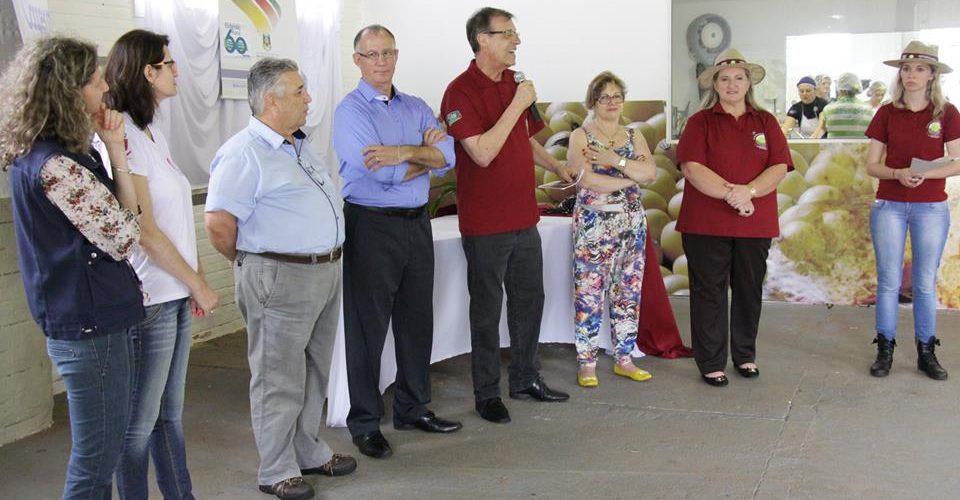 Livro De Receitas Saudáveis é Lançado No 31º Hortigranjeiros