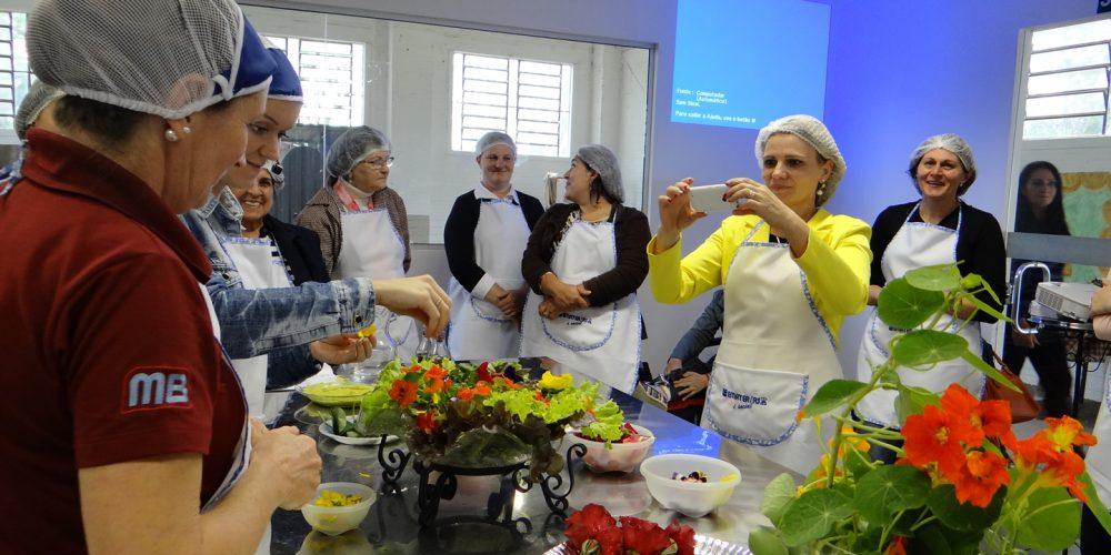 Visitantes Do Hortigranjeiros Podem Participar De Oficinas Culinárias Gratuitas