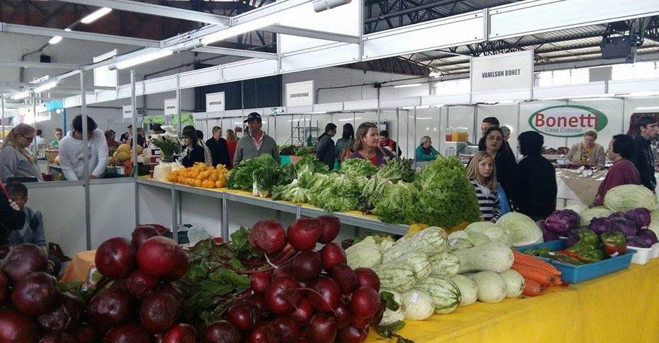 Pavilhão De Agroindústria E Hortigranjeiros Será Marcado Pela Diversidade De Produtos Oferecidos Aos Visitantes