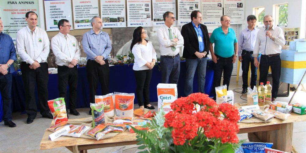 Mostra Tecnológica Da Agricultura Familiar é Aberta Oficialmente No 32º Hortigranjeiros