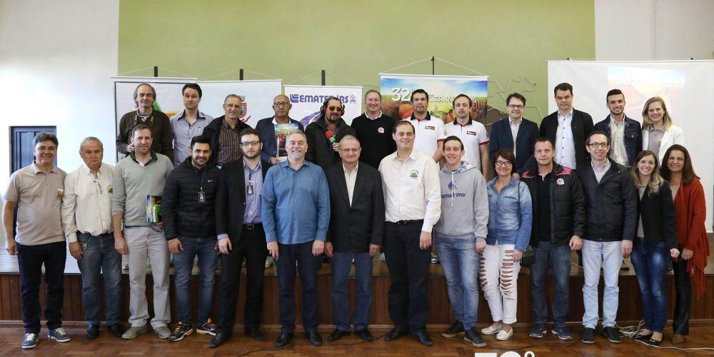 Café Com Imprensa Marca Lançamento Da Programação Oficial Do 32º Hortigranjeiros