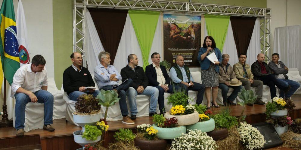 Fórum Do Leite é Promovido No 32º Hortigranjeiros