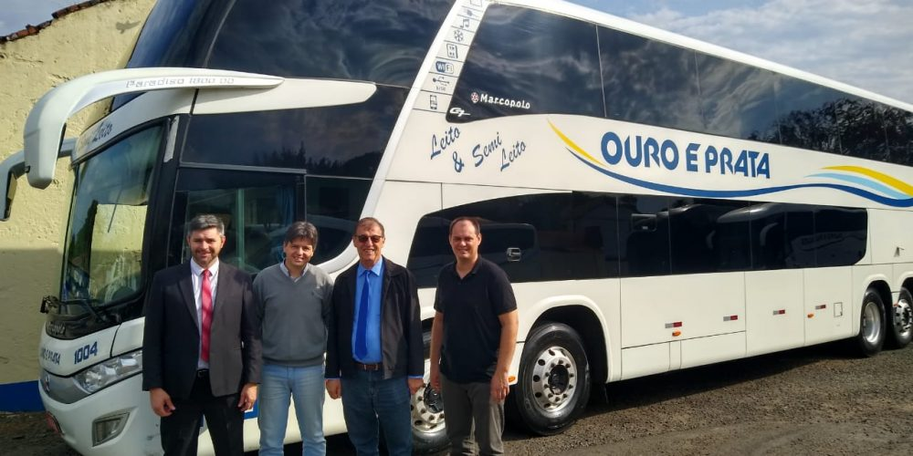 Ouro E Prata Viabiliza Excursões De Agricultores Ao 33º Hortigranjeiros
