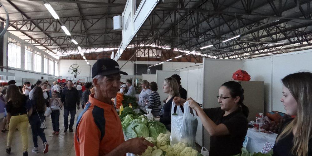 Visitantes Poderão Conferir Mais De 60 Espaços No Pavilhão De Hortigranjeiros E Agroindústria