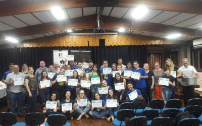 32º Hortigranjeiros e Curso Técnico em Publicidade celebram resultados da Rádio Parque